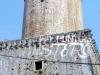 Scorcio del castello di Fondi (LT)