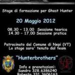 """Primo corso di """"Ghost Hunting"""" gratuito con gli Hunter Brothers"""