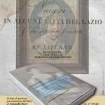 """Ad Alatri la presentazione del libro """"La scrittura di viaggio di Marianna Dionigi"""""""