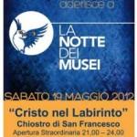"""Il 19 maggio """"La Notte dei Musei 2012"""" ad Alatri"""