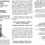 Adriano Forgione a Schignano-Vaiano