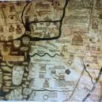 """Il Labirinto della """"Mappa Mundi"""" di Hereford (UK). Un nuovo mistero della simbologia medievale."""