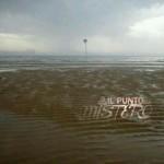 Misterioso fenomeno: si ritira il mare sulle spiagge di Sperlonga e Gaeta (Lt)