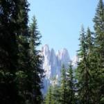 La leggenda del lago di Carezza – Karersee (Alto Adige).