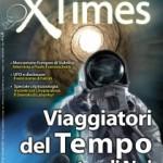 E' IN EDICOLA IL NUMERO DI NOVEMBRE DEL MENSILE  X-TIMES , la rivista diretta da Lavinia Pallotta.