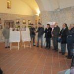 """Inaugurata sabato 15 dicembre ad Alatri (FR) la mostra """"Gotland. Alle radici del labirinto""""."""