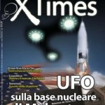 E' IN EDICOLA IL NUMERO DI DICEMBRE DEL MENSILE  X-TIMES , la rivista diretta da Lavinia Pallotta.