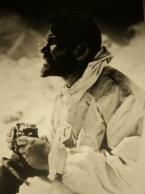 new_Ernst Schafer in Tibet -