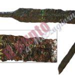 La spada di San Vittore con il simbolo di Alessandro Magno esposta a Innsbruck
