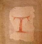 8 Croce del Tau di S Francesco-Santuario di Fonte Colombo - foto G Pavat