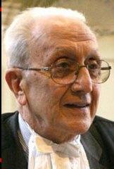 Il magistrato Ferdinando Imposimato