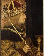 Sacro Romano Imperatore Federico III d'Asburgo 1415-1493