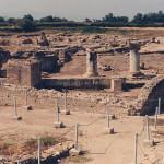 Al peggio non c'è mai fine! Sommerso da fango ed acqua il sito archeologico di Sibari in Calabria.