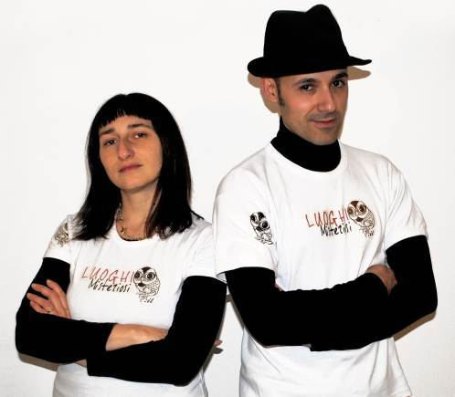 new_Isabella Dalla Vecchia e  Sergio Succu di Luoghimisteriosi