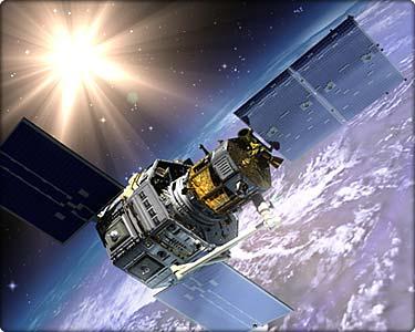 satellite artificiale