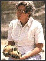 Mary Leaky 1913-1996