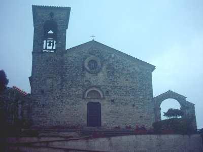 new_1 Chiesa di S Antonio Abate a Colle Fico  sec XIII