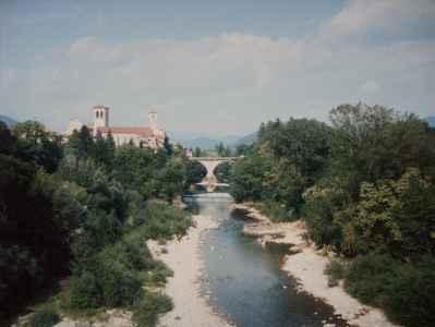 new_Cividale del Friuli - Ponte del Diavolo - 1989