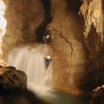 """Sabato 27 aprile 2013, alle ore 16.00, presso la struttura ricettiva delle Grotte Turistiche di Falvaterra (FR), convegno """"l'Acqua, la Roccia ed il Tempo""""."""