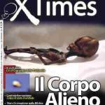 E' in edicola il numero di MARZO 2013 di X-TIMES , la rivista diretta da Lavinia Pallotta, leader in Italia nel campo dell'Ufologia, esopolitica, controcultura.