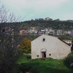 PIGLIO: A rischio le opere d'arte nella chiesa di San Rocco-Madonna della Valle a Piglio (FR).
