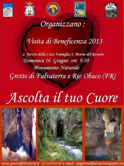 new_Visita di beneficenza alle Grotte