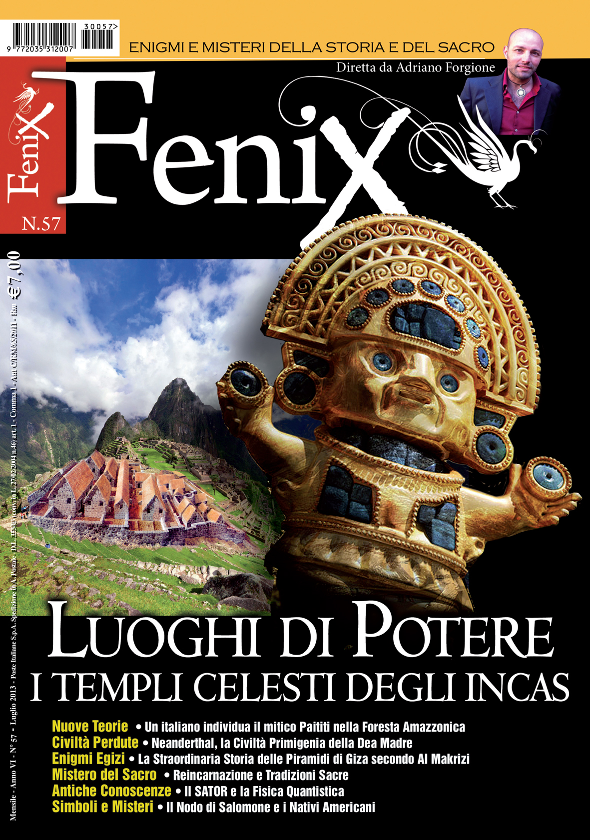 01 - 100 copertina fenix 57_01 - copertina X-Times1