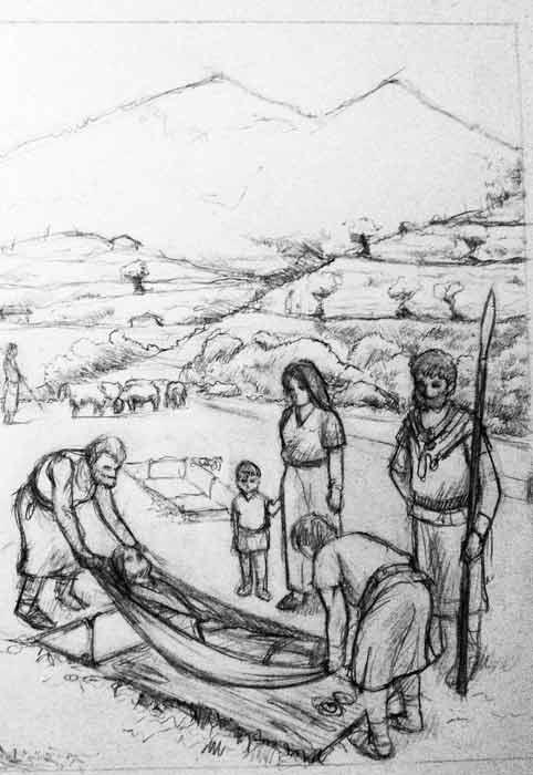 La Comunità Safina di San Biagio Saracinisco