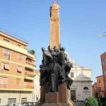IL SACRARIO MONUMENTALE DEDICATO A NICOLA RICCIOTTI  DI FROSINONE. L'ITALIA S'E' DESTA… di Paolo Ruggeri