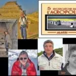 Cinque ricercatori internazionali per l'Acropoli di Alatri (FR).