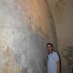 """Marco Di Donato interviene per salvare il """"Cristo nel Labirinto"""" di Alatri (FR)"""