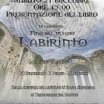 """SABATO 21 DICEMBRE 2013, ore 17,00, presso il WESTERN GRAND HOTEL GUINIGI a LUCCA, si terrà la presentazione-evento del libro """"FINO ALL'ULTIMO LABIRINTO""""."""