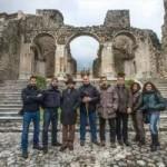Visita d'eccezione all'abbazia del Goleto (AV).