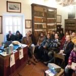 """Successo di pubblico e di critica per la presentazione di """"FINO ALL'ULTIMO LABIRINTO"""" a Palazzo Giorgi – Roffi Isabelli a Ferentino (FR)."""