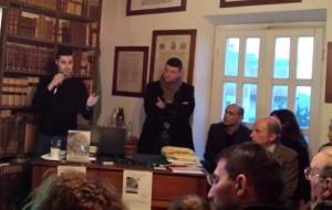 new_13 Giancarlo Pavat e Fabio Consolandi presentano il libro