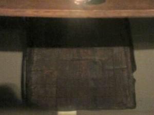 new_5 TC Vikinga trovata nella barca funeraria di Arby - Uppland