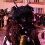 Il rito dell'uomo cervo a Castelnuovo al Volturno (IS) in Molise.