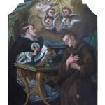 Aquino (FR): ritornata all'antico splendore una Pala d'Altare del XVII secolo.
