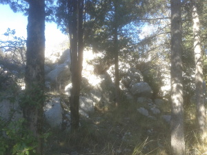 13 Mura megalitiche del IV sec AC su Monte S Casto