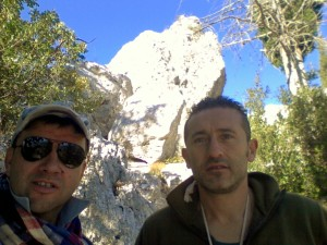 14 Pavat e Giuseppe Rinna su Monte S Casto