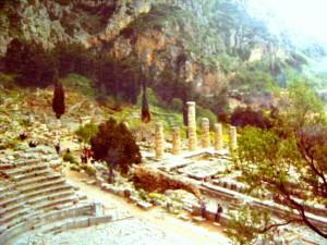 9 Santuario di Delfi in Grecia - foto Pavat