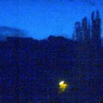 AVVISTAMENTO UFO A ROMA – 8 NOVEMBRE 2014