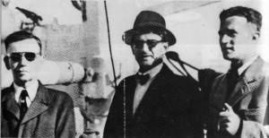 Foto con Eichmann