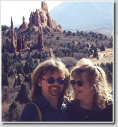 Jeff Saward and Kimberly