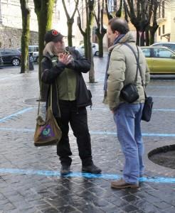 Saward e Coluzzi- Foto M Di Donato