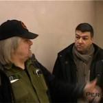 """VIDEO – JEFF SAWARD IN VISITA AL """"CRISTO NEL LABIRINTO"""" DI ALATRI."""