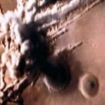 Misteriosa esplosione su Marte!!!!! Vulcano, cometa schiantatasi oppure ordigno nucleare?