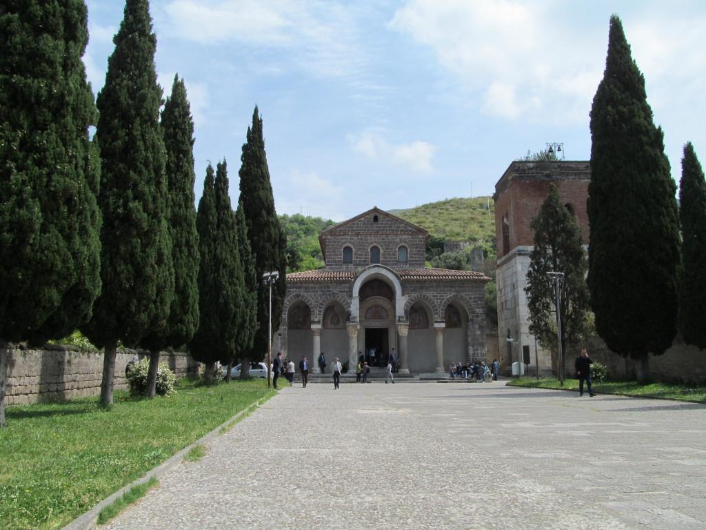 Sant'Angelo in Formis (CE) - foto Gaetano Colella
