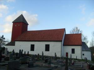 7 Bokenas kyrka