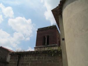 Retro Campanile Chiesa Benedettina